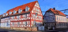 Altenstadt Fachwerkhäuser (wernerfunk) Tags: fachwerk hessen dorf village