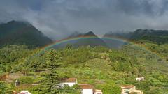 2019-11-18 (04) Arcoíris/rainbow@Real Santuario de Nuestra Señora de Las Nieves (1657) & Barranco del Rio & Barranco de la Madera (steynard) Tags: rainbow regenbogen arcenciel arcoíris lapalma canarias canaryislands ilescanaries kanarischeinseln
