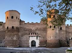 Porta Asinaria (giorgiorodano46) Tags: dicembre2019 december 2019 giorgiorodano roma italy muraaureliane portediroma portaasinaria