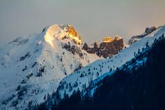 winter wonderland (bernd.kranabetter) Tags: winter wonderland mountains cold snow sky