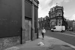 West Smithfield (cybertect) Tags: carlzeissdistagont25mmf28mm cityoflondon ec1 farringdonstreet london londonec1 smithfield smithfieldmarket snowhill sonya7ii westsmithfield blackwhite blackandwhite monochrome england unitedkingdom