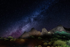 My Milky Way (Marcin.P.) Tags: astrophotography mikyway night sky stars planets galaxy long exposure color mountain photo light painting