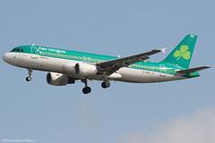 EI-DEG (Baz Aviation Photo's) Tags: eideg airbus a320214 aer lingus stfachtna heathrow runway 27l ein ei egll lhr