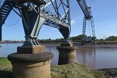 Transporter Bridge (Gerry Rudman) Tags: newport transporter bridge south east wales 1906 river usk
