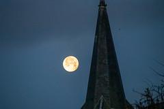 Lune (Florent LANGLAIS 60) Tags: crevecoeur eglise lune