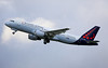 Brussels Airlines Airbus A320-214 OO-SNH