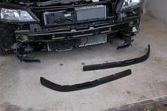 Bremsenkühlung (andi251086) Tags: 9201447 9201448 9201443 9201444 opel astra g holden vauxhall z22se karbon carbon schwarz black bertone cabrio cabriolet convertible 22 16v petrolhead
