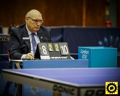 _DB10331-2 (Sprocket Photography) Tags: tabletennis tabletennisengland bat ball net table player competition britishpremierdivision batts ormesby harlow essex umpire scoreboard