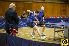 _DB10110-2 (Sprocket Photography) Tags: tabletennis tabletennisengland bat ball net table player competition britishpremierdivision batts ormesby harlow essex doubles umpire