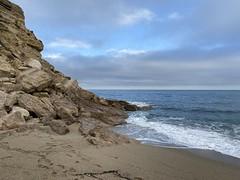 La falaise beach