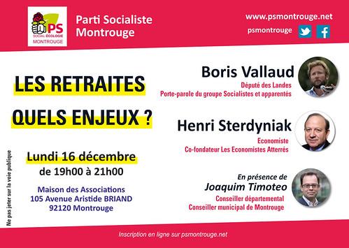 Distribution Les #retraites, quels enjeux ?