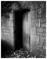 Door. (Tony Joness) Tags: bw bnw blackandwhite blackwhite dxophotolab dxo monochrome mono microfourthirds mft omdem10 olympus omd door panasonichh020