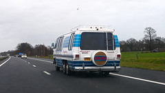 GMC Eleganza II (Skylark92) Tags: nederland netherlands holland overijssel twente eschede a35 general motors 74l v8 269hp 269pk 1974 33yd56 eleganza ii 2 gmc
