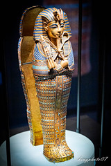 Toutânkhamon Paris 2019 (kingphoto07) Tags: aparis a paris toutânkhamon le trésor du pharaon grande halle la villette tombeau de pyramides des sarcophages momie 2019 travel