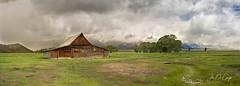 Grand Teton (John De Gruyter Photography) Tags: park usa barn mormonrow nationalpark nikon teton grandteton