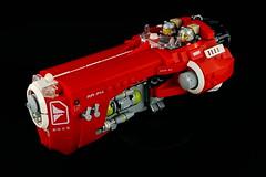 reshoot firebird 2014 (Sylon-tw) Tags: lego moc sylontw garc race future space firebird scifi spaceship spaceracer racing sylon reshoot oldmocnewpic