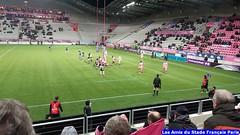 Stade vs Bristol - 14 décembre 2019