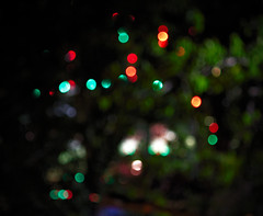 Lights of festivities (vharishankar) Tags: blur bokeh defocussed light night