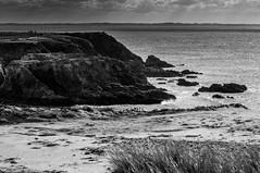 Morbihan, Quiberon, B&W, 79 (Patrick.Raymond (6M views)) Tags: bretagne morbihan quiberpn seascape nikon bw mer océan sauvage
