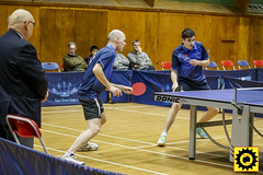 _DB10115-2 (Sprocket Photography) Tags: tabletennis tabletennisengland bat ball net table player competition britishpremierdivision batts ormesby harlow essex doubles umpire