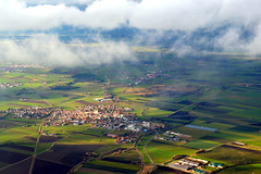 Somewhere above Bavaria (Morkovica) Tags: aerial nikon d5100 germany bavaria