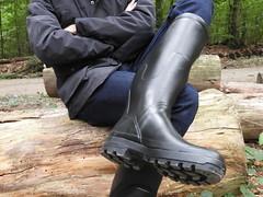 Aigle Benyl (Patrick B. Aigle) Tags: gummistiefel rubber boots bottes caoutchouc