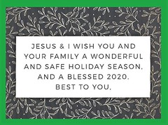 Climate Change Greetings - Have Green Christmas - Direct from Jesus - Circular Family Tree (ramalama_22) Tags: climate change green christmas greetings save planet jesus husband holiday season new year arkansas carbon dioxide wife daughter sister aunt grandmother domestic pet barnyard animal inbred redneck rural south uncouth