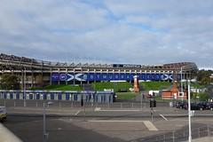 DSC04019 Murrayfield, Edinburgh (Fernando Sa Rapita) Tags: scotland edimburgo edinburgh murrayfield rugby campoderugby stadium estadio sony sonyrx100 sonydscrx100