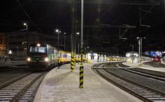 RJ 193.221, R 1103, Brno Hlavní Nádraží (cz.EightyFour) Tags: vlak train zug 2560 nikond7200 regiojet vectron siemens ell brno