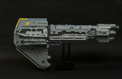LEGO Starhawk-class Battleship - Star Wars MOC (CRCT Productions) Tags: lego legomoc legostarwars legospace shiptember ship starhawk epic rebellug creative art starwars