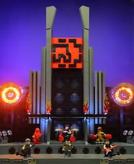 Rammstein – Europe Stadium Tour 2019 (Cpt. Brick) Tags: rammstein lego legominifigures minifigures