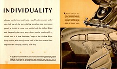 The Great New Chryslers for 1935 (Jasperdo) Tags: brochure pamphlet chrysler automobile car vehicle interior seats trunk sparetire