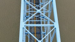 "Aerial Shot of the Irvin S. Cobb ""Brookport "" Bridge in Paducah, KY (adl1056) Tags: brookportbridge aerialbridge paducahkentucky aerial"