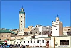 Mosquée Rcif en Médina de Fès, Maroc_ (philippedaniele) Tags: maroc fès feselbali musulman religion musulmannemosquéeminaretmosquée rcif