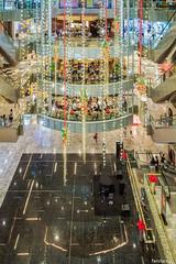 The Paragon, Singapore (fandarwin) Tags: the paragon singapore shopping mall orchard christmas decoration happy holidays lights darwin fan fandarwin olympus omd em10