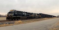 20191215_NS_IL_Shiloh_ShilohStaRdW_p (gatewayrail) Tags: ns norfolksouthern trains railroad railfan southernwestdistrict illinoisdivision shiloh il 8044 1037