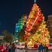 Christmas Tree in Travis Park