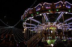 Feliz Navidad Flicker@s Merry Christmas (portalealba) Tags: navidad tiovivo nocturna portalealba zaragoza aragon españa spain canon eos1300d