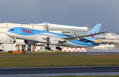 Photo of TUI Airways UK Boeing 787-8 G-TUIC