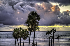 O'Side Beach Sunset 5-12-15-19-5Dii (rod1691) Tags: southern california united states nature beauty usa tropical paradise sunrise palm trees outdoor landscape seascape walkabout sunset photography travel beach sand sun pier strand canon40506070d5dii walknshoot