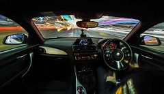 Warp Speed Driving (Welder S.P) Tags: bmw night driving light painting