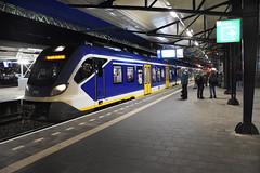 NSR SNG 2716 at Amersfoort, December 15, 2019 (cklx) Tags: 1768 ddm1 dubbeldekkers dubbeldekker bilevelcars excursion nvbs 1700 ns nederlandse spoorwegen