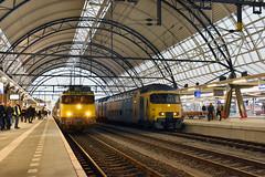 NRS 1768 and DDM meets DDAR at Zwolle, December 15, 2019 (cklx) Tags: 1768 ddm1 dubbeldekkers dubbeldekker bilevelcars excursion nvbs 1700 ns nederlandse spoorwegen