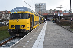 NSR DDM set 7208 at Zandvoort, December 15, 2019 (cklx) Tags: 1768 ddm1 dubbeldekkers dubbeldekker bilevelcars excursion nvbs 1700 ns nederlandse spoorwegen