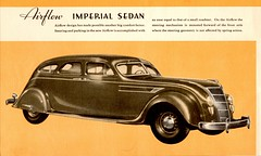 The Great New Chryslers for 1935 (Jasperdo) Tags: brochure pamphlet chrysler automobile car vehicle airflow imperial sedan