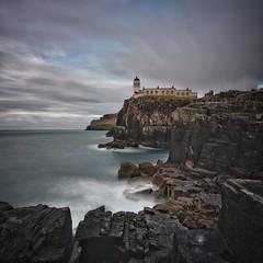 Touring Scotland (Nobsta) Tags: scotland schottland isleofskye skye nikon d810 landscape landschaft seascape coastline küste leuchtturm lighthouse