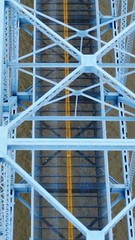 "Aerial Shot of the Irvin S. Cobb ""Brookport "" Bridge in Paducah, KY (adl1056) Tags: paducahkentucky aerialbridge aerial brookportbridge"