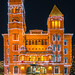 Bexar County Courthouse During the Holidays