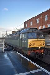 47773 (Chris Strange) Tags: york station railway train steam locomotive traction raitour diesel class 47 47773 br