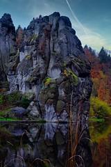 Autumn (PK 1966) Tags: natur externsteine